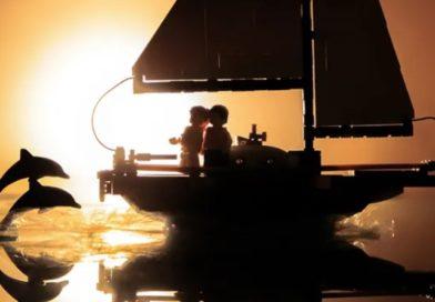 LEGO Ideas 40487 Sailboat Adventure fan designer shares stunning images of the finished set