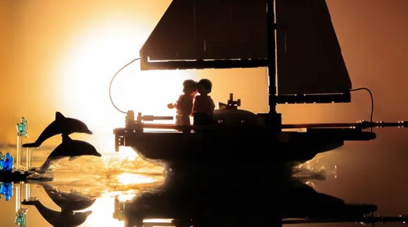 LEGO Ideas 40487 Sailboat Adventure Yc Solo Featured