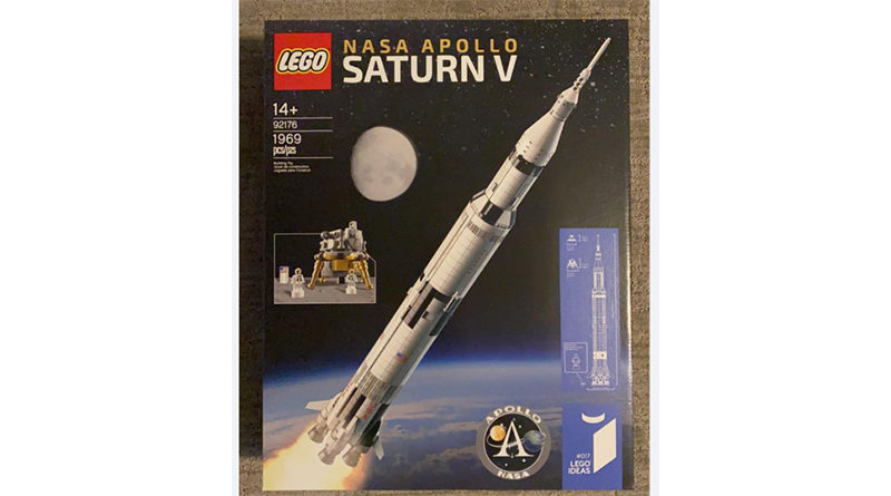 LEGO Ideas 92176 Nasa Apollo Saturn V Featured 800x445
