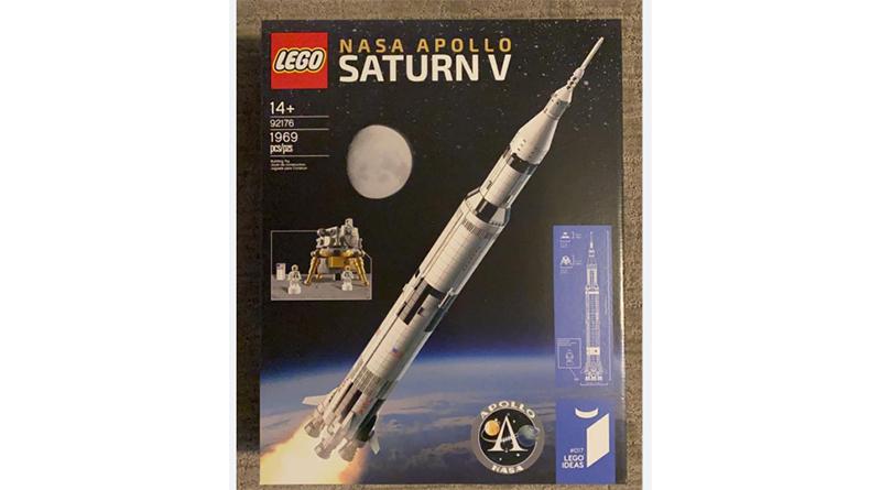 LEGO Ideas 92176 Nasa Apollo Saturn V Featured