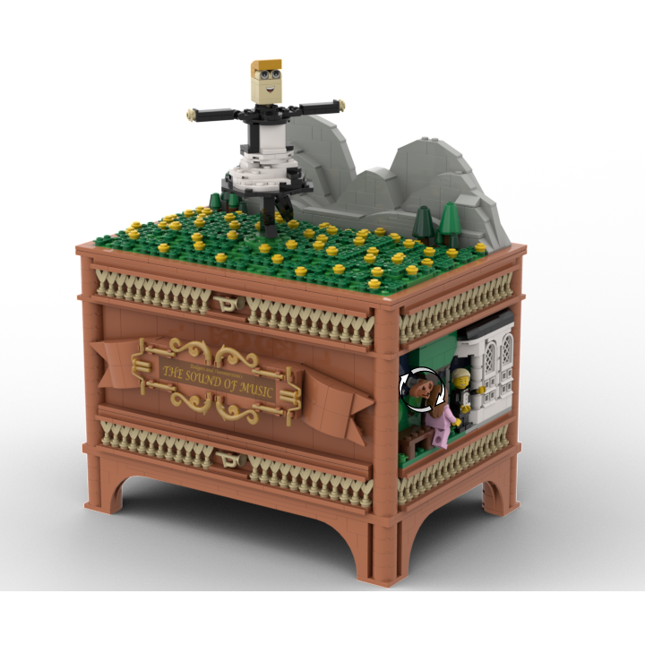 LEGO Ideas AA Sound Music