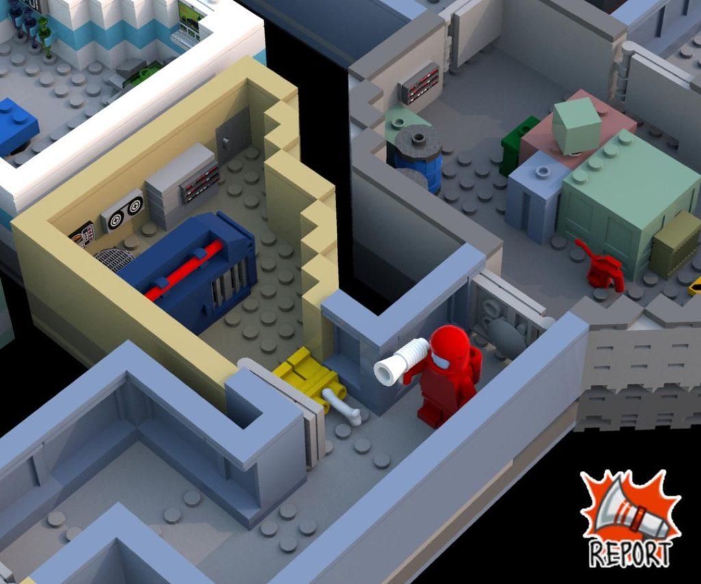 LEGO Ideas Among Us 3
