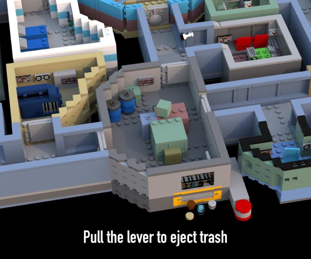LEGO Ideas Among Us 4