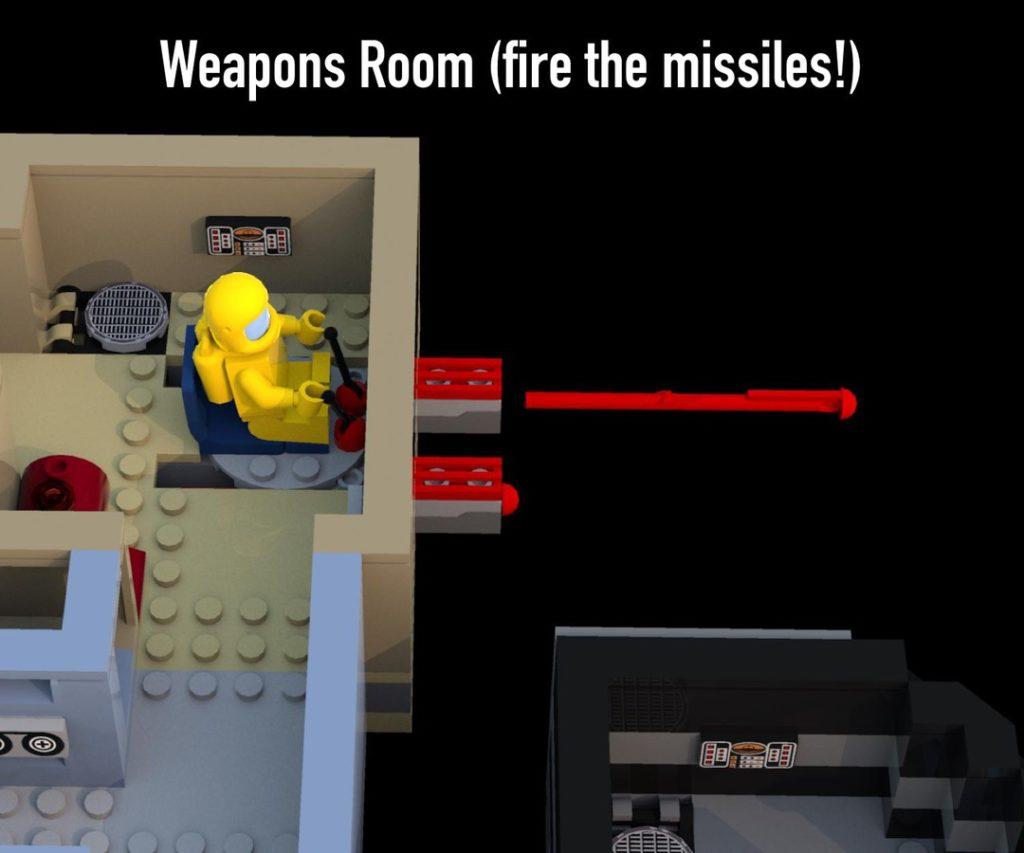 LEGO Ideas Among Us 5