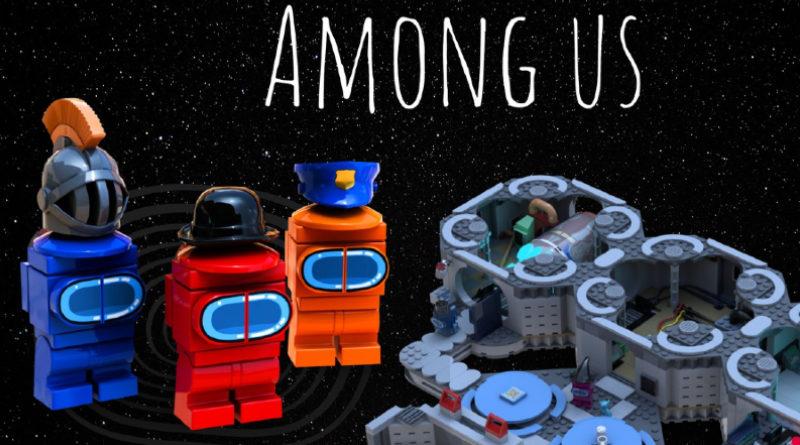 LEGO Ideas Among Us Featured