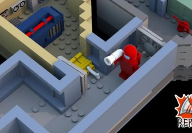 Second Among Us project reaches 10,000 votes on LEGO Ideas