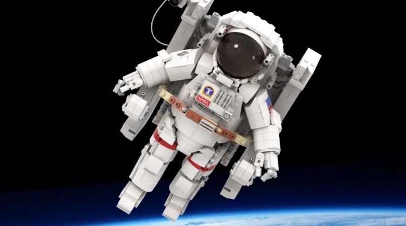 LEGO Ideas Astronaut FI