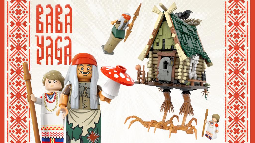 LEGO Ideas Baba Yaga 1