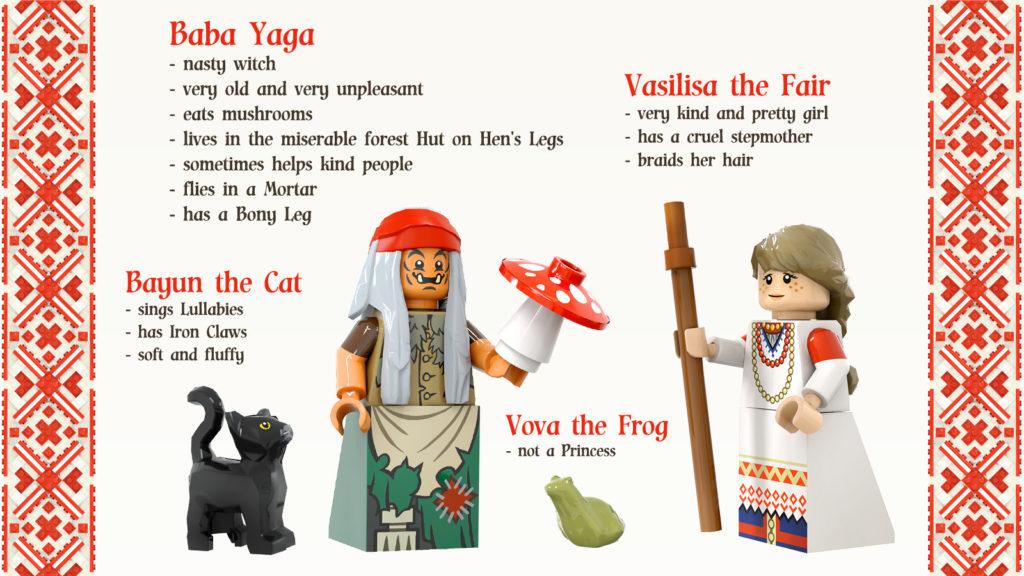 LEGO Ideas Baba Yaga 2