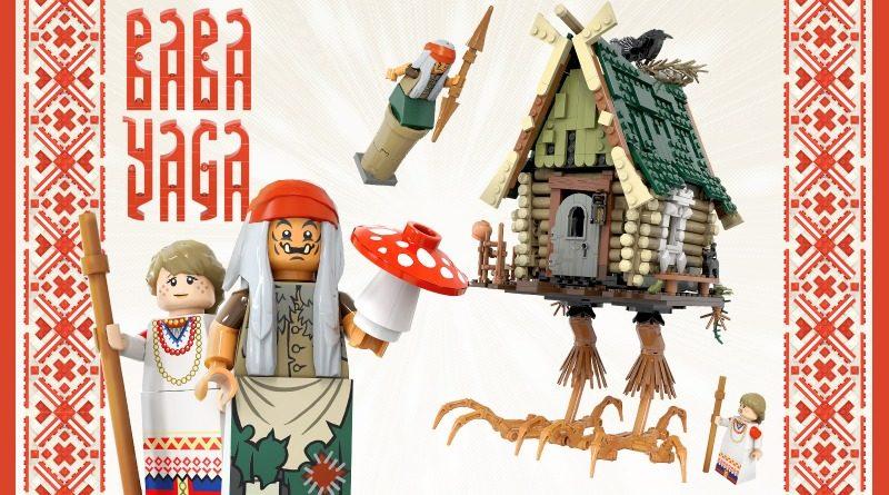 LEGO Ideas Baba Yaga Featured 800x445
