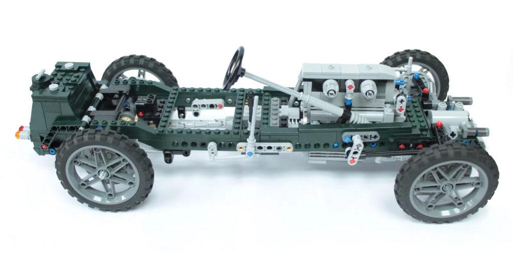 LEGO Ideas Bentley 3