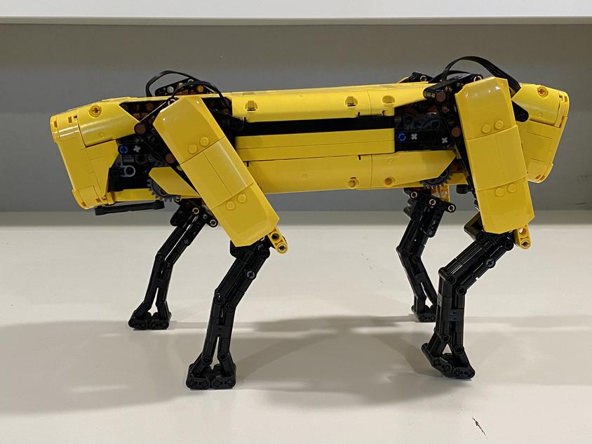 LEGO Ideas Boston Dynamics Spot 1