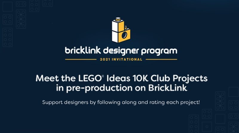 LEGO Ideas BrickLink Designer Program Featured 800x445