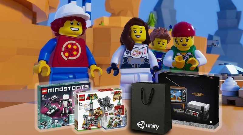 LEGO Ideas Build Your Own Game contest featured