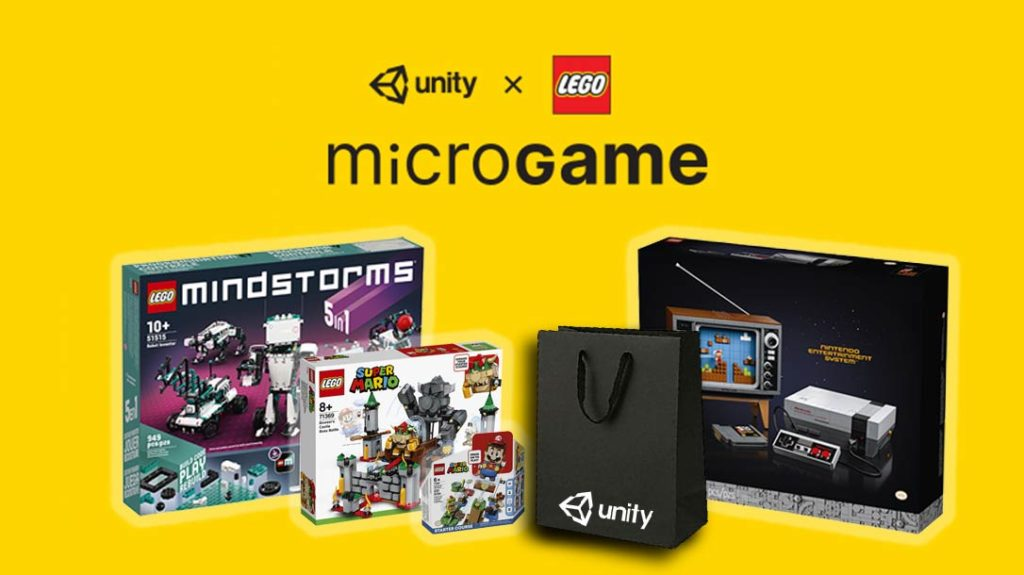 LEGO Ideas Build Your Own Game contest prizes