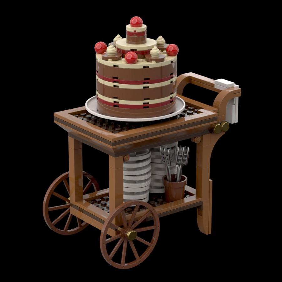 LEGO Ideas Cake