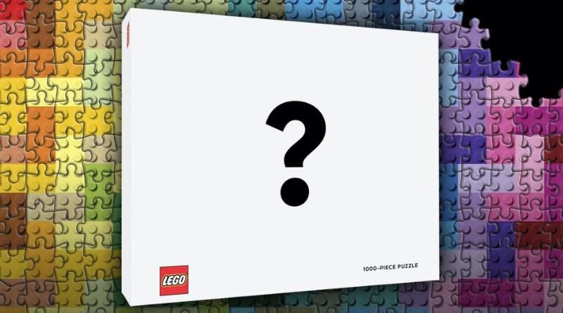 LEGO Ideas Chronicle Books Puzzle Featured