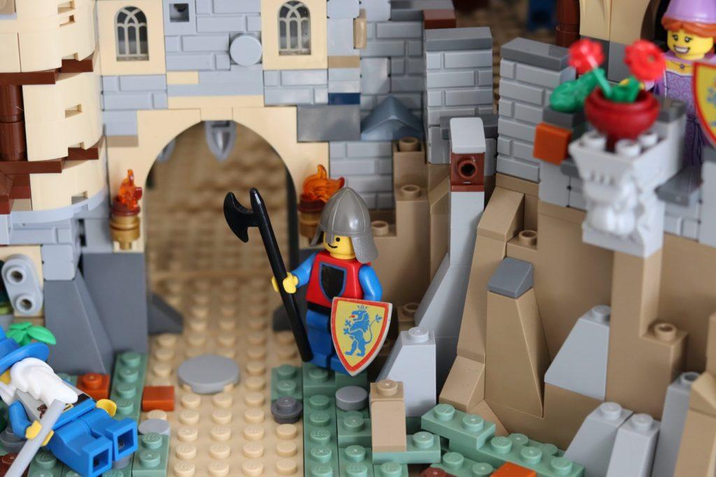 LEGO Ideas Classic Castle 2