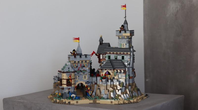 LEGO Ideas Classic Castle Featured