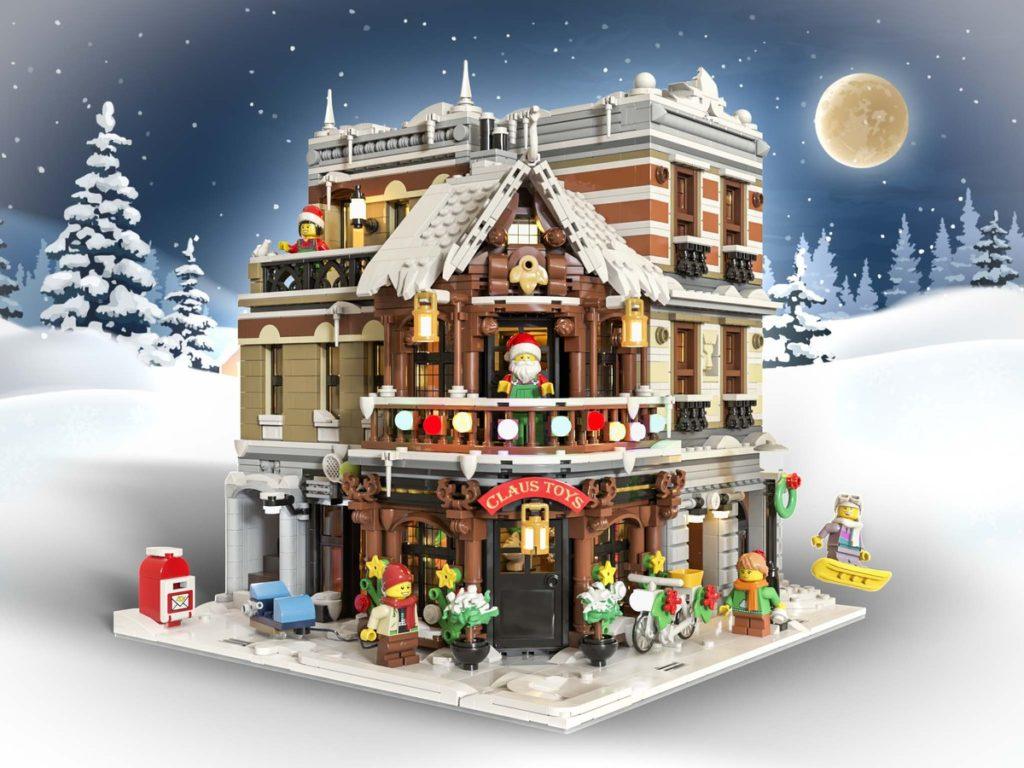 LEGO Ideas Claus Toys 1