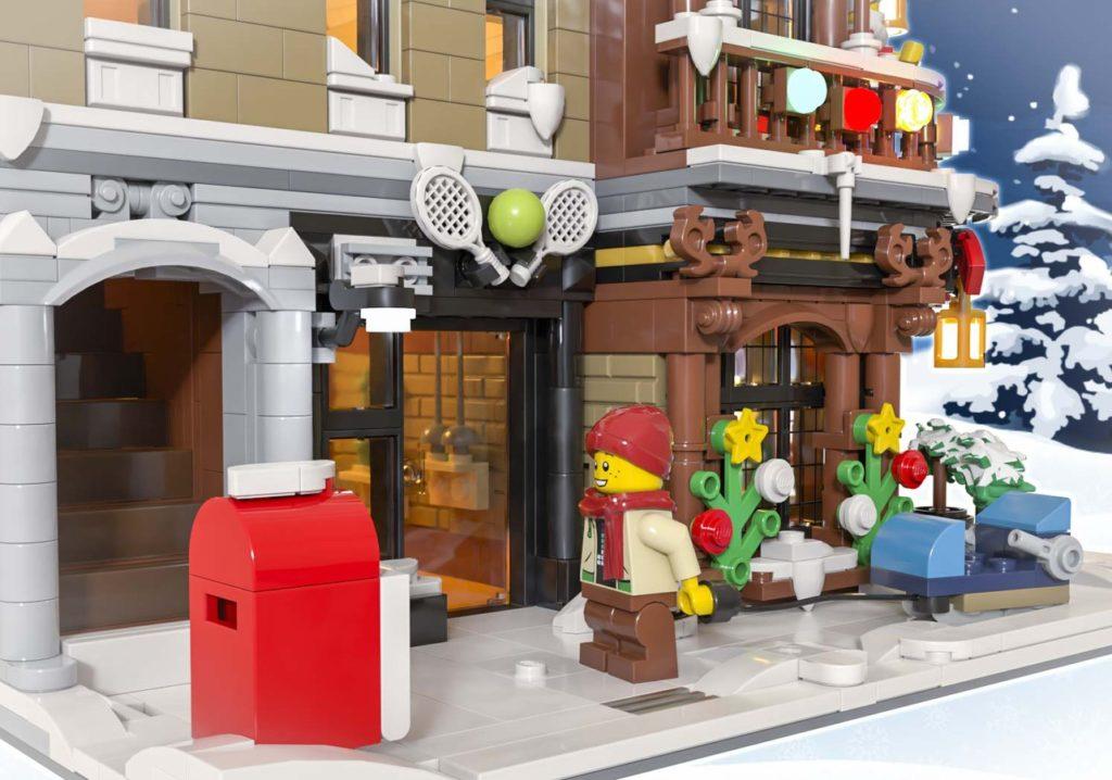 LEGO Ideas Claus Toys 2