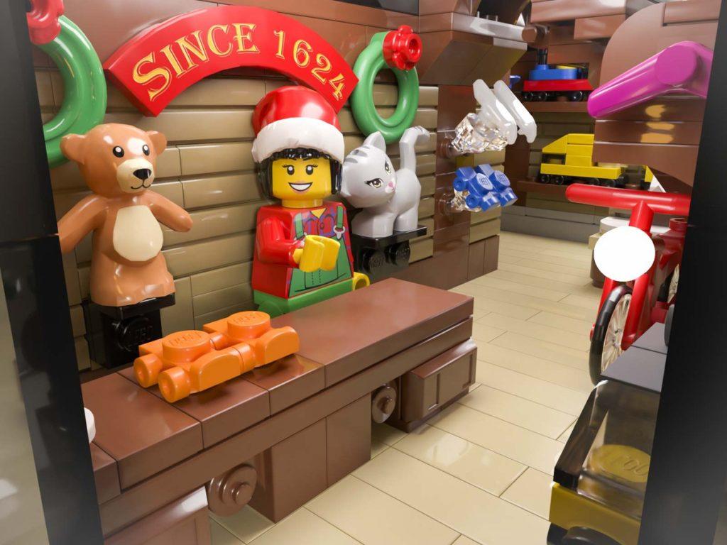 LEGO Ideas Claus Toys 3