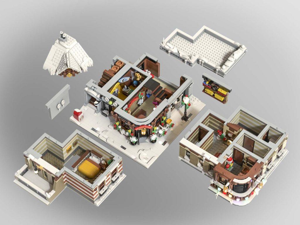 LEGO Ideas Claus Toys 4