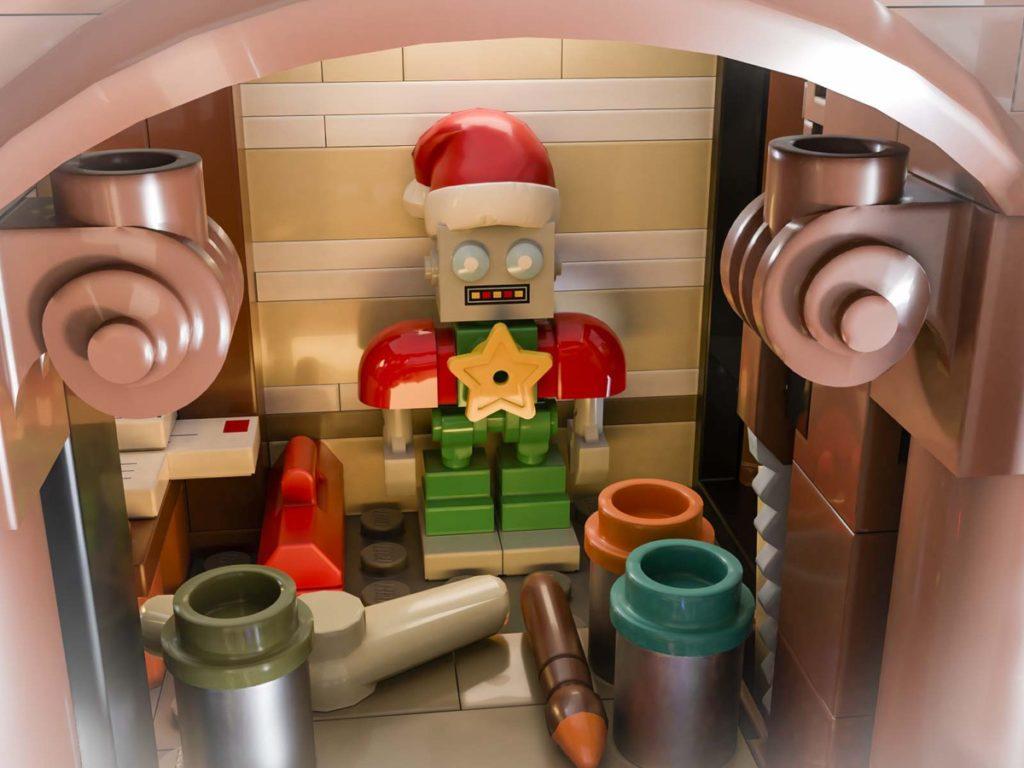 LEGO Ideas Claus Toys 5