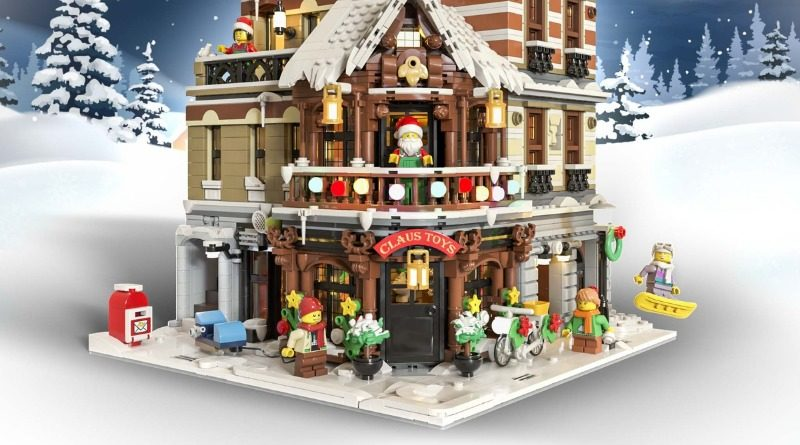 LEGO Ideas Claus Toys featured