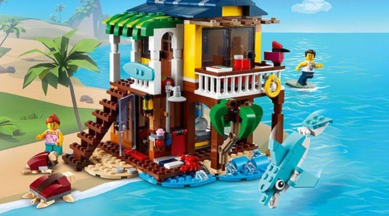 LEGO Ideas Coastal Seaside Contest featured