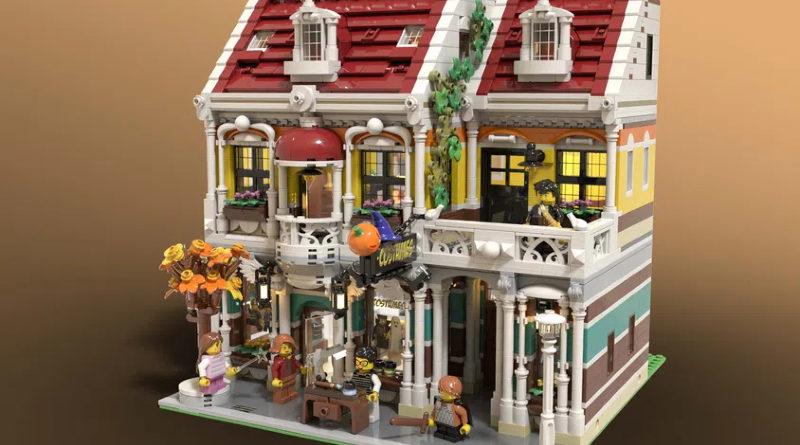 LEGO Ideas Costume Shop Featured 800x445