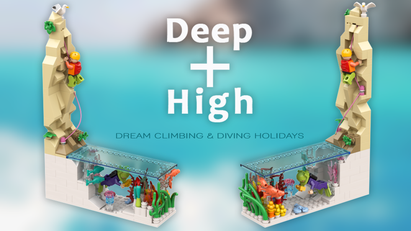 LEGO Ideas Deep High