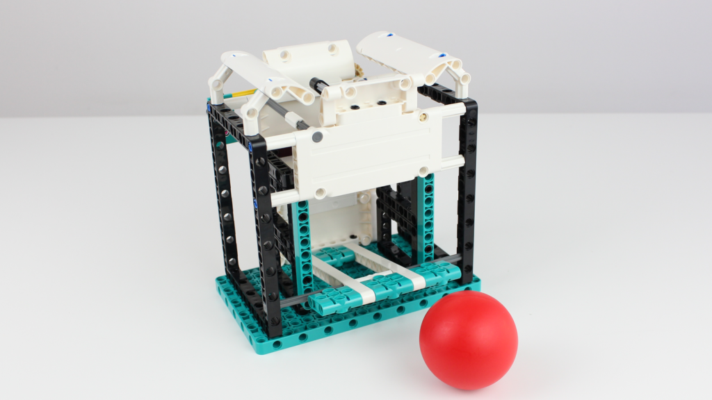 LEGO Ideas FIRST LEGO League Mission Model Runner up 2