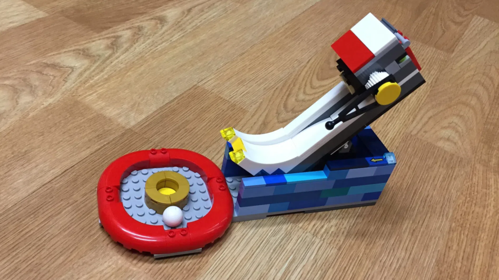 LEGO Ideas FIRST LEGO League Mission Model Runner up 3