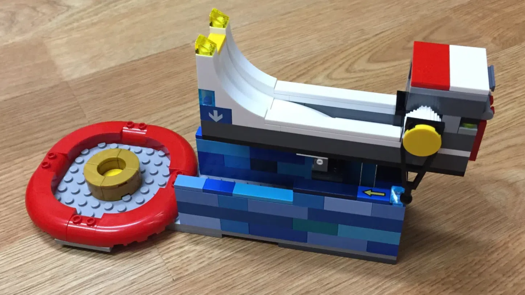LEGO Ideas FIRST LEGO League Mission Model Runner up 4