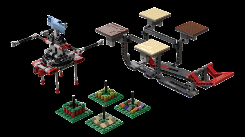 LEGO Ideas FIRST LEGO League Mission Model Winner 2