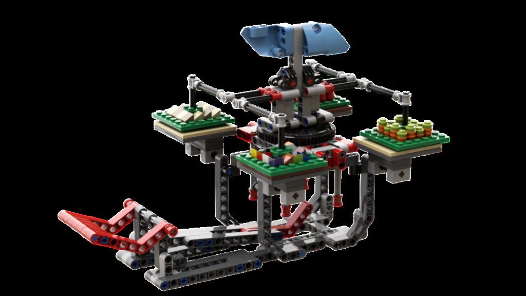 LEGO Ideas FIRST LEGO League Mission Model Winner 3