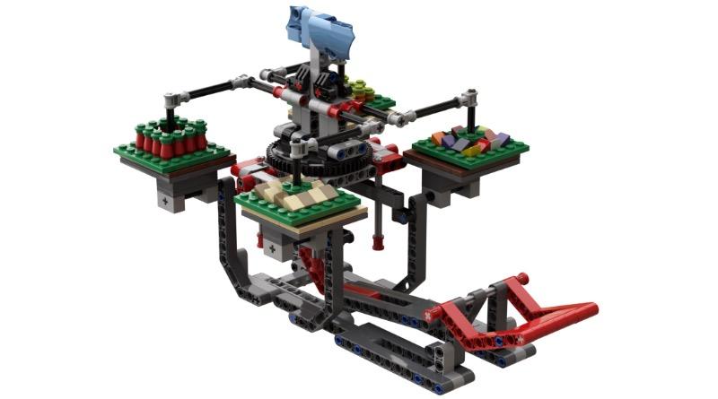 LEGO Ideas FIRST LEGO League Mission Model Winner Featured
