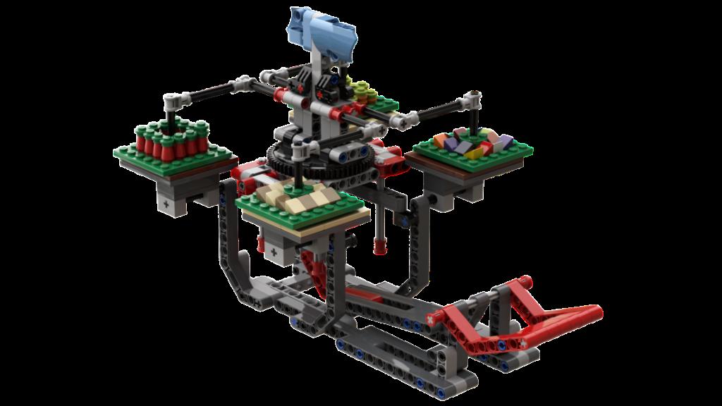 LEGO Ideas FIRST LEGO League Mission Model Winner