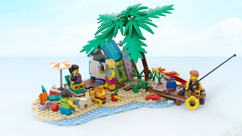 LEGO Ideas Family And Friends