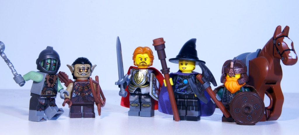 LEGO Ideas Fantasy Castle 2