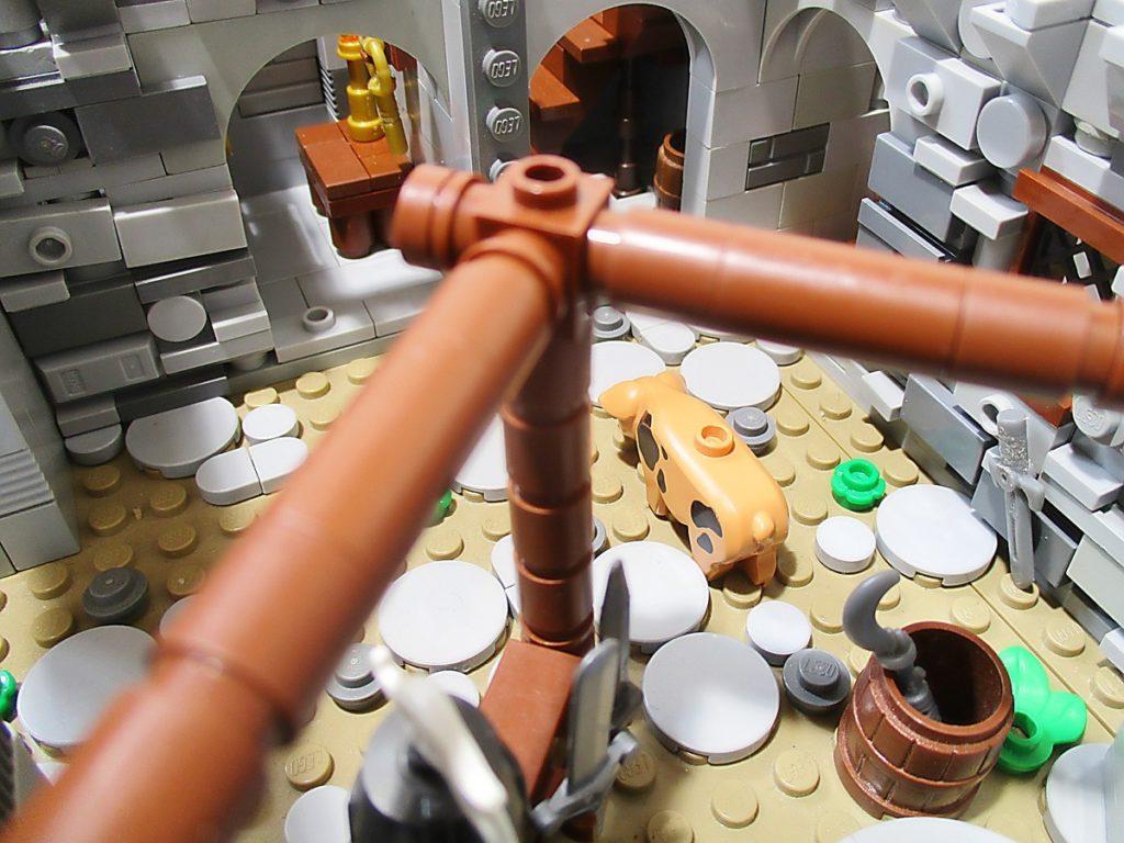 LEGO Ideas Fantasy Castle 5