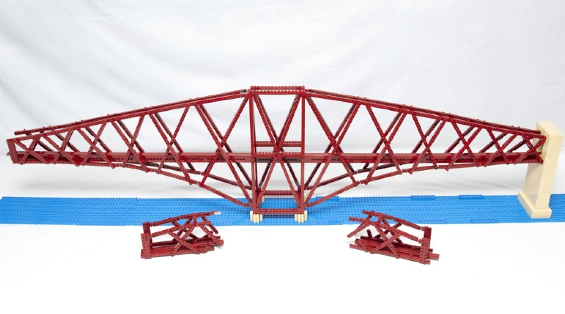 LEGO Ideas Forth Bridge Featured