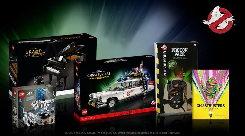 LEGO Ideas Ghostbusters Contest Featured 800x445
