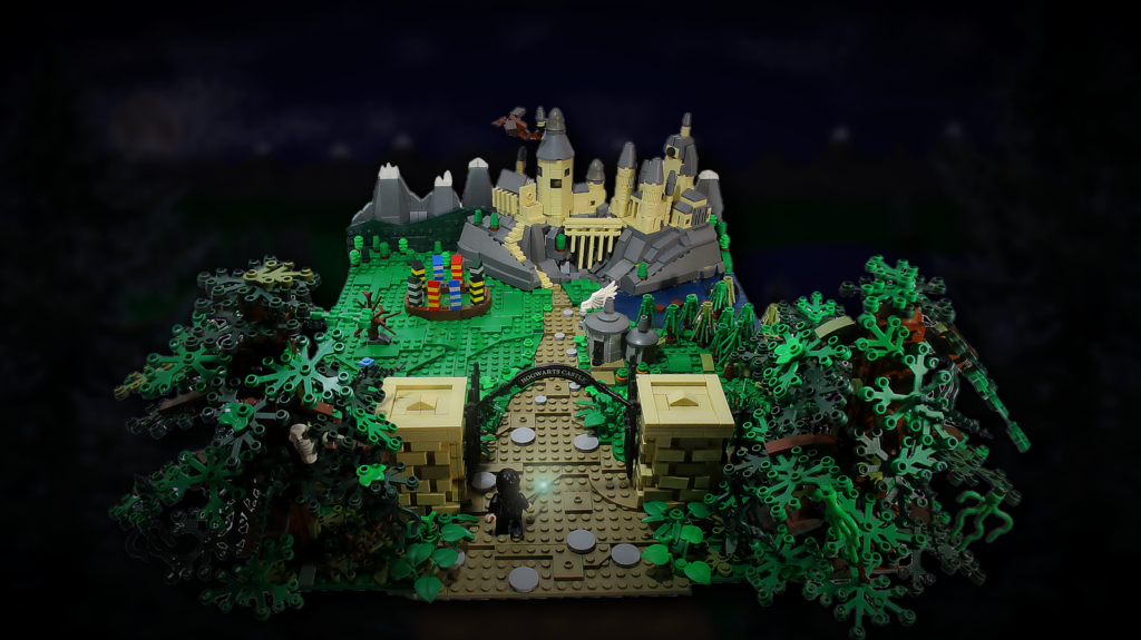 LEGO Ideas Harry Potter Contest 3