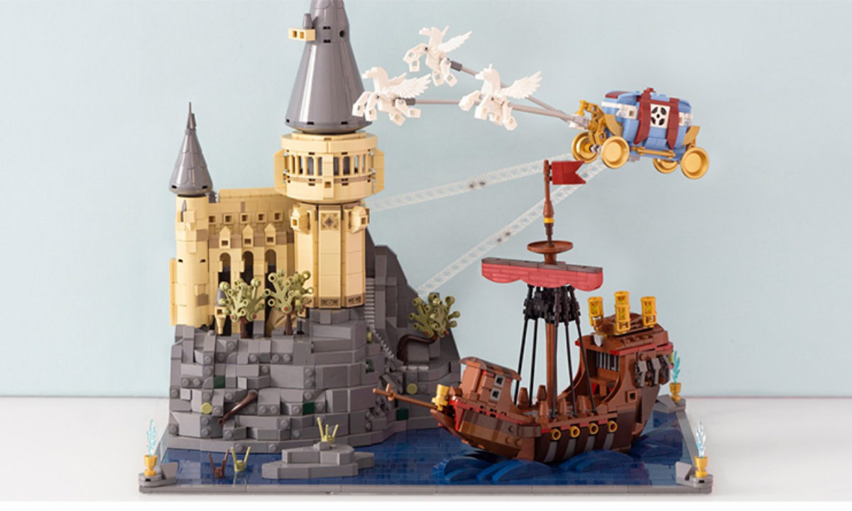 Annunciato Il Vincitore Del Concorso Lego Ideas Harry Potter Durmstrang online has 443 members. lego ideas harry potter contest winner announced