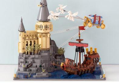 LEGO Ideas Harry Potter contest winner announced