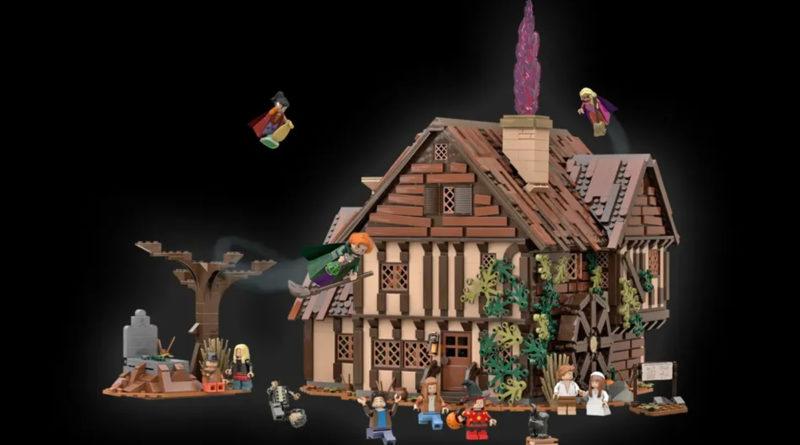 LEGO Ideas Hocus Pocus featured