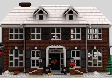 LEGO Ideas 21329 Home Alone Set Preis und Erscheinungsdatum gemunkelt