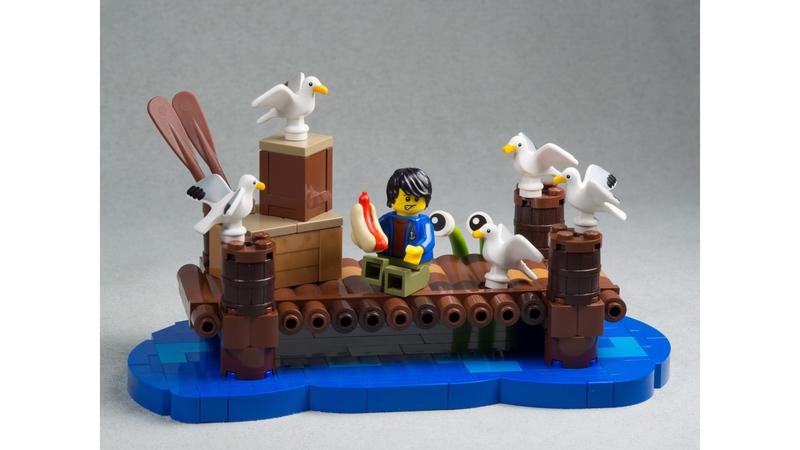 LEGO Ideas House Contest Featured